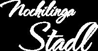 Nochilinga Stadl Logo weiß